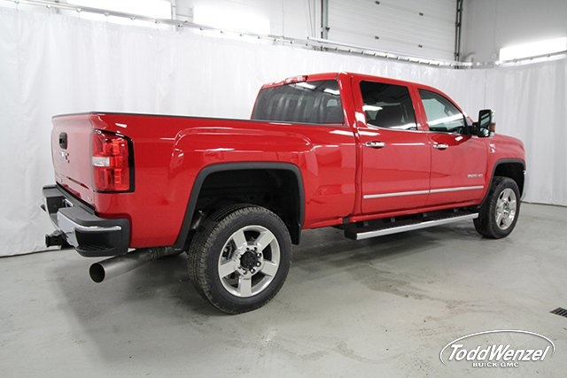 2016 Sierra 2500 Double Cab 4x4, Pickup #CW61466 - photo 8
