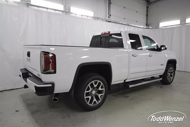 2017 Sierra 1500 Double Cab 4x4, Pickup #CW70708 - photo 8