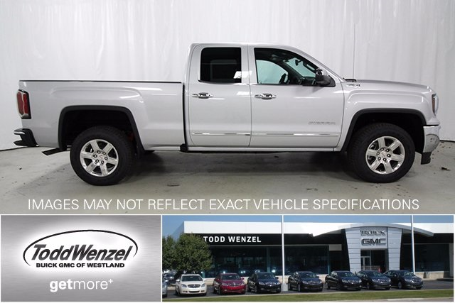 2017 Sierra 1500 Double Cab 4x4, Pickup #CW70771 - photo 3