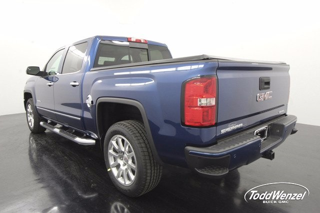 2017 Sierra 1500 Crew Cab 4x4, Pickup #CW71014 - photo 4