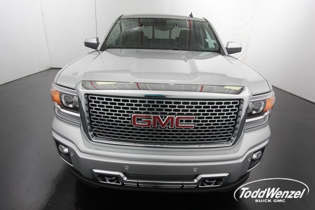 2017 Sierra 1500 Crew Cab 4x4, Pickup #CW72357 - photo 4