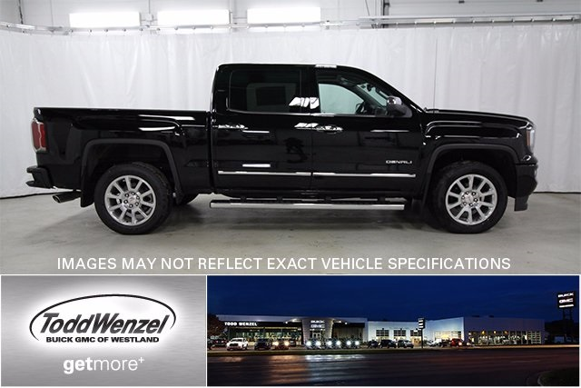 2017 Sierra 1500 Crew Cab 4x4, Pickup #CW72492 - photo 3