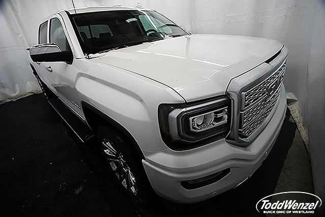 2017 Sierra 1500 Crew Cab 4x4, Pickup #CW72910 - photo 3