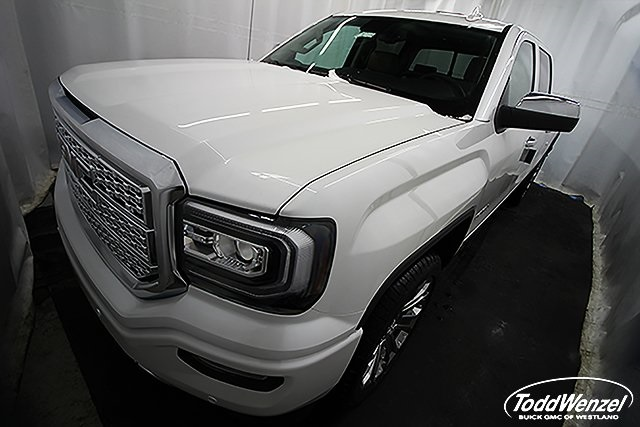 2017 Sierra 1500 Crew Cab 4x4, Pickup #CW72910 - photo 5