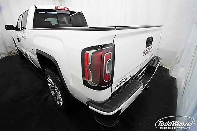 2017 Sierra 1500 Crew Cab 4x4, Pickup #CW72910 - photo 6