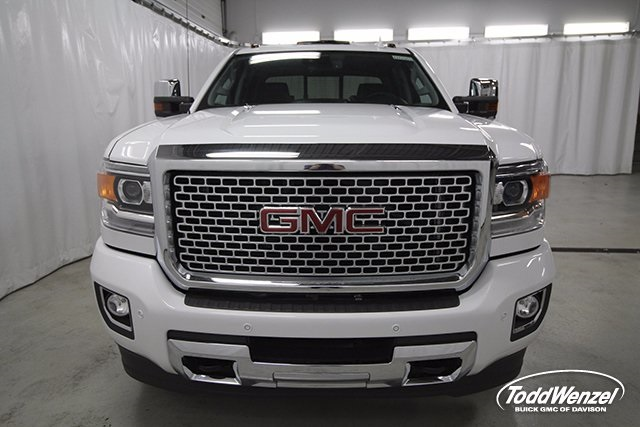2017 Sierra 2500 Crew Cab 4x4, Pickup #CW72955 - photo 4