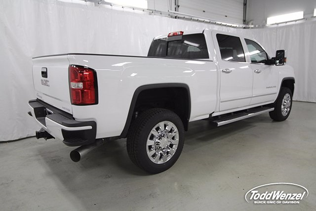 2017 Sierra 2500 Crew Cab 4x4, Pickup #CW72955 - photo 2