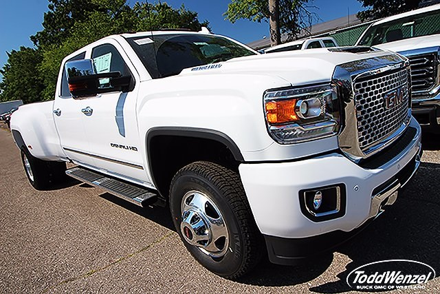 2017 Sierra 3500 Crew Cab 4x4, Pickup #CW73154 - photo 3