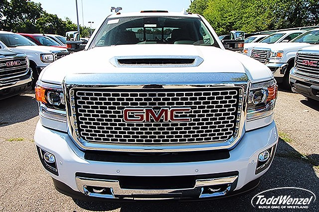 2017 Sierra 3500 Crew Cab 4x4, Pickup #CW73154 - photo 4