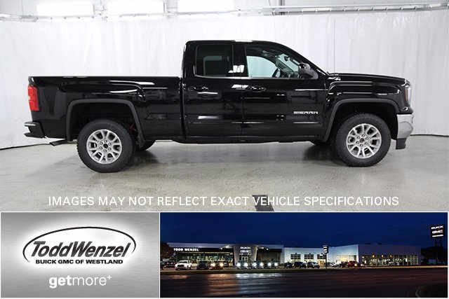 2018 Sierra 1500 Extended Cab 4x4 Pickup #CW80072 - photo 1