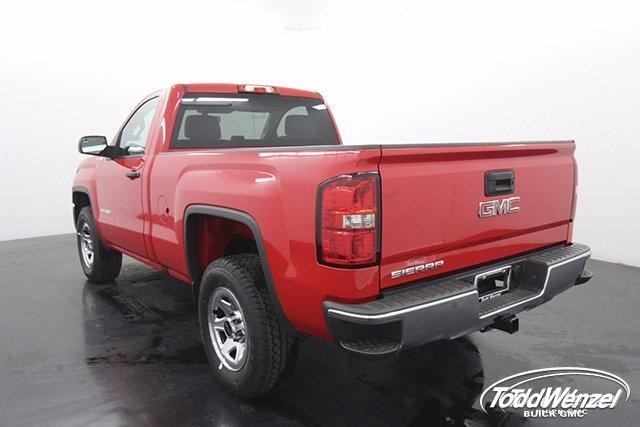 2018 Sierra 1500 Regular Cab 4x4, Pickup #CW80301 - photo 6