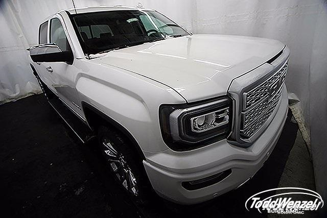 2018 Sierra 1500 Crew Cab 4x4, Pickup #CW80302 - photo 3