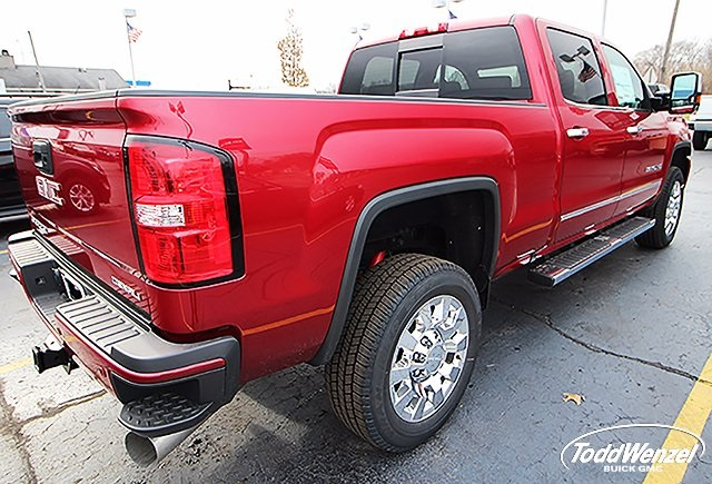 2018 Sierra 2500 Crew Cab 4x4 Pickup #CW80444 - photo 2