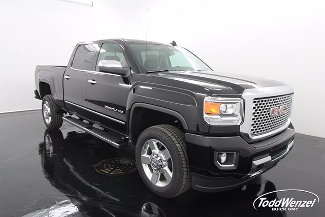 2018 Sierra 3500 Crew Cab 4x4 Pickup #CW80462 - photo 3