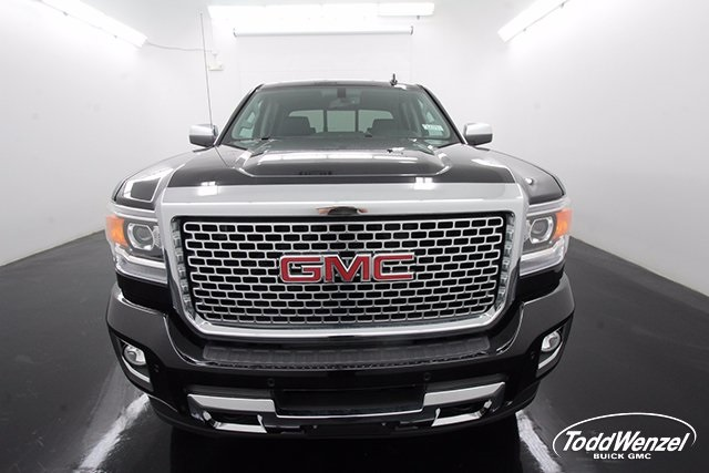 2018 Sierra 3500 Crew Cab 4x4 Pickup #CW80462 - photo 4