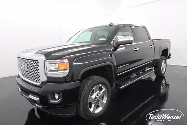 2018 Sierra 3500 Crew Cab 4x4 Pickup #CW80462 - photo 5