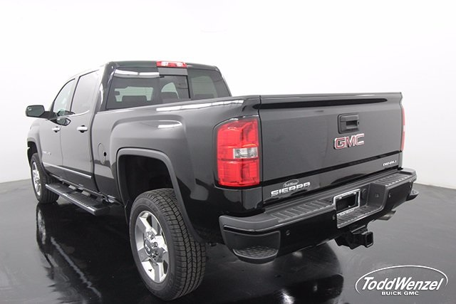 2018 Sierra 3500 Crew Cab 4x4 Pickup #CW80462 - photo 6