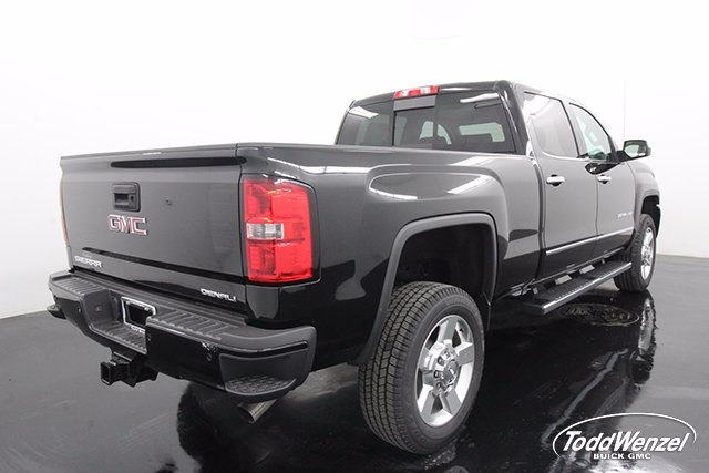 2018 Sierra 3500 Crew Cab 4x4 Pickup #CW80462 - photo 2