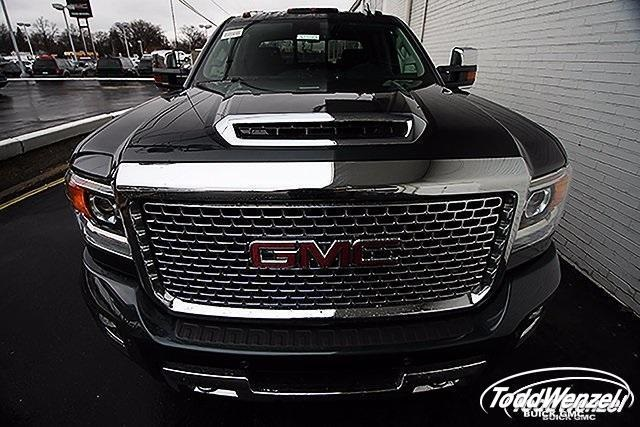 2018 Sierra 2500 Crew Cab 4x4 Pickup #CW80474 - photo 4