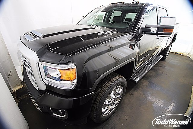 2018 Sierra 2500 Crew Cab 4x4 Pickup #CW80475 - photo 4