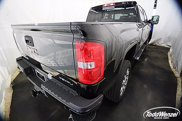 2018 Sierra 2500 Crew Cab 4x4 Pickup #CW80475 - photo 2