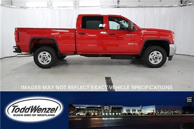 2018 Sierra 2500 Extended Cab 4x4,  Pickup #CW80647 - photo 1
