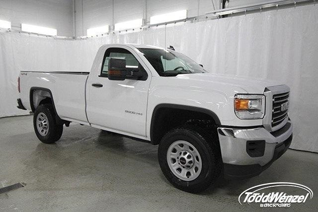 2018 Sierra 2500 Regular Cab 4x4,  Pickup #CW80835 - photo 3