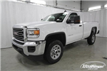 2018 Sierra 2500 Regular Cab 4x4,  Pickup #CW80835 - photo 5