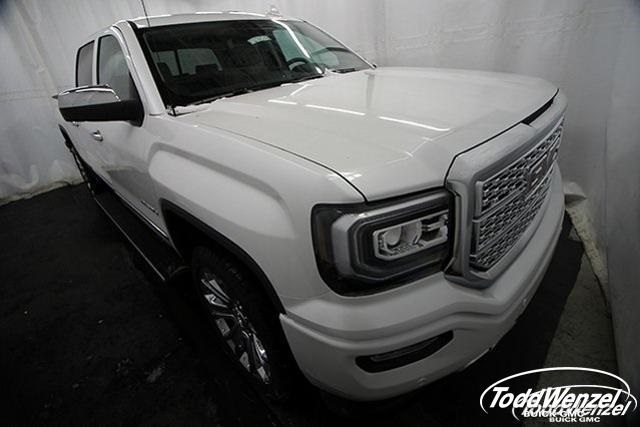2018 Sierra 1500 Crew Cab 4x4, Pickup #CW81521 - photo 3