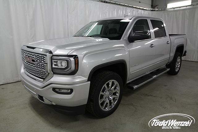 2018 Sierra 1500 Crew Cab 4x4,  Pickup #CW81522 - photo 5