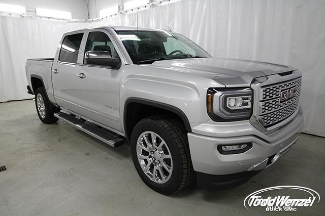 2018 Sierra 1500 Crew Cab 4x4, Pickup #CW81544 - photo 3