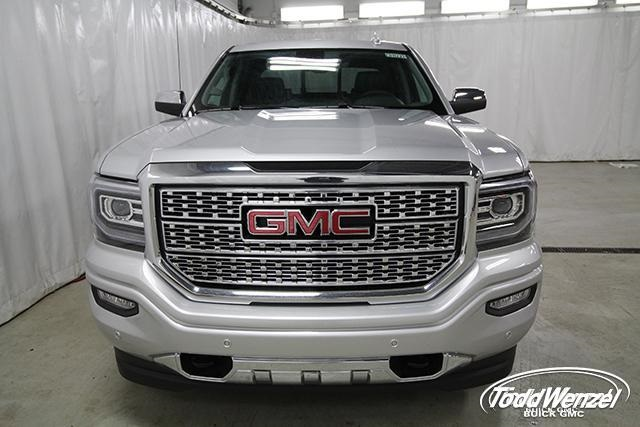 2018 Sierra 1500 Crew Cab 4x4, Pickup #CW81565 - photo 4