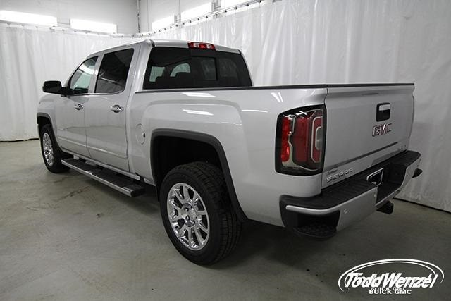 2018 Sierra 1500 Crew Cab 4x4, Pickup #CW81565 - photo 6