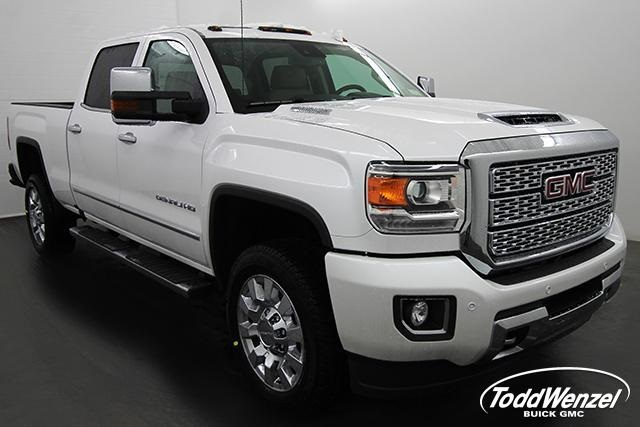 2018 Sierra 2500 Crew Cab 4x4,  Pickup #CW81696 - photo 3