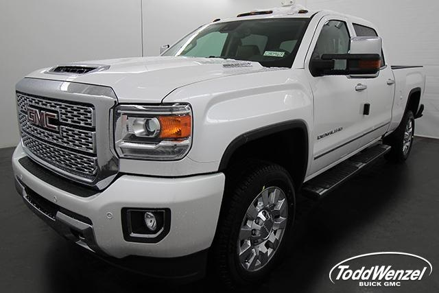 2018 Sierra 2500 Crew Cab 4x4, Pickup #CW81696 - photo 5
