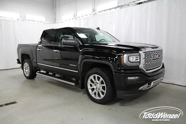 2018 Sierra 1500 Crew Cab 4x4,  Pickup #CW81878 - photo 3