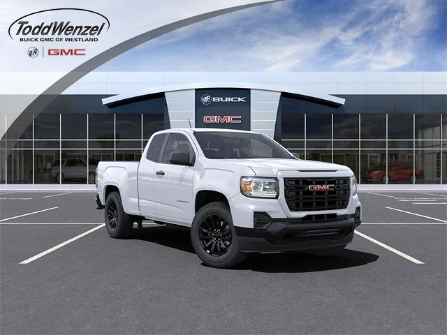 2021 GMC Canyon Extended Cab 4x4, Pickup #N210500 - photo 1