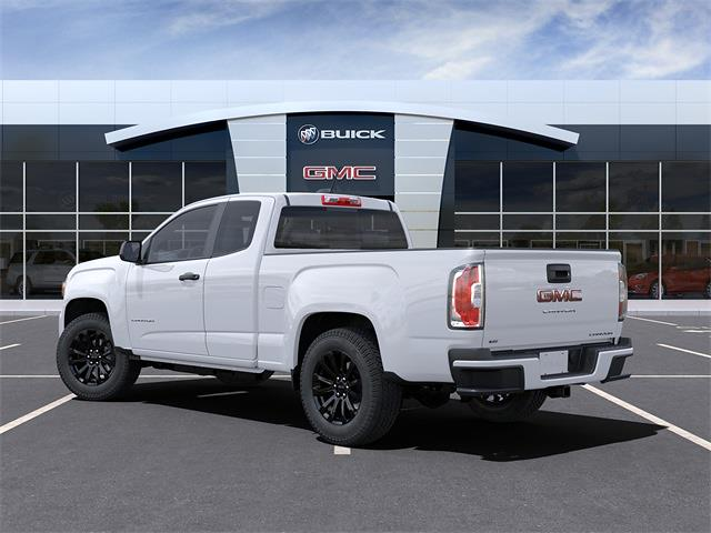 2021 GMC Canyon Extended Cab 4x4, Pickup #N210500 - photo 4