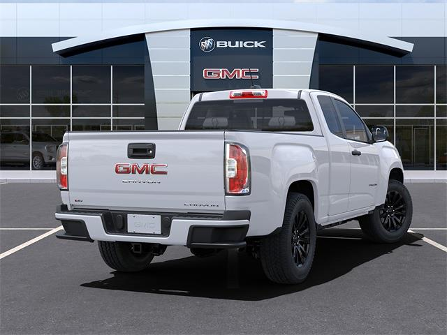 2021 GMC Canyon Extended Cab 4x4, Pickup #N210500 - photo 2