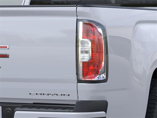2021 GMC Canyon Extended Cab 4x4, Pickup #N210500 - photo 9