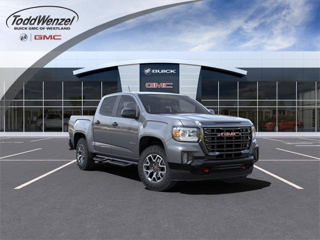2021 GMC Canyon Crew Cab 4x4, Pickup #NW210020 - photo 1
