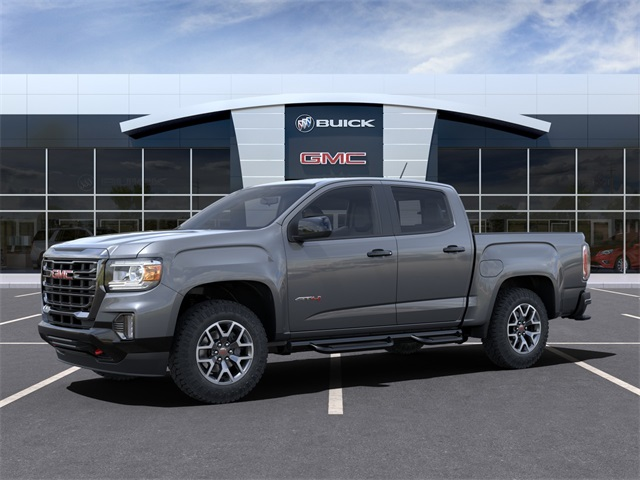 2021 GMC Canyon Crew Cab 4x4, Pickup #NW210020 - photo 3