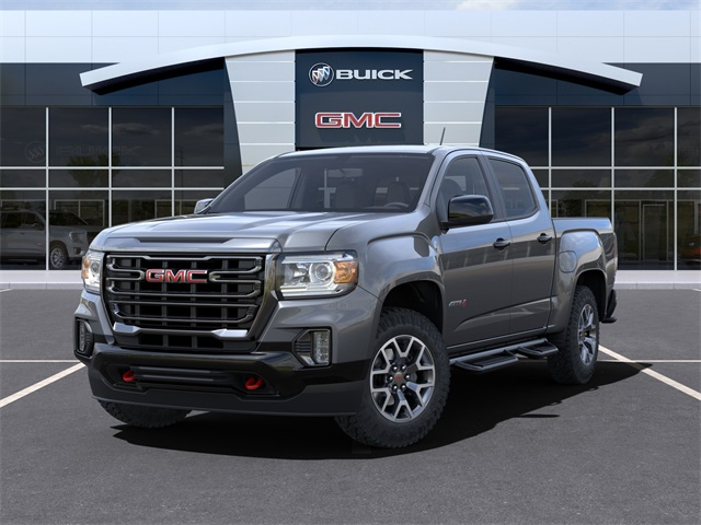 2021 GMC Canyon Crew Cab 4x4, Pickup #NW210020 - photo 6