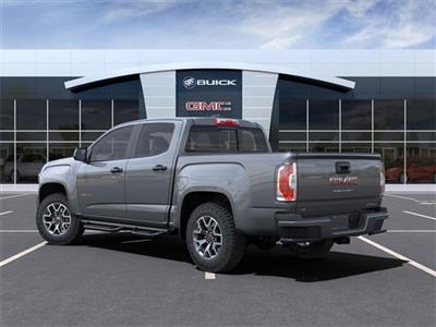 2021 GMC Canyon Crew Cab 4x4, Pickup #NW210020 - photo 4