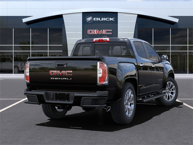 2021 GMC Canyon Crew Cab 4x4, Pickup #NW210443 - photo 1