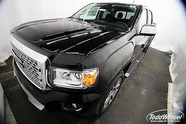 2017 Canyon Double Cab 4x4, Pickup #NW71404 - photo 5