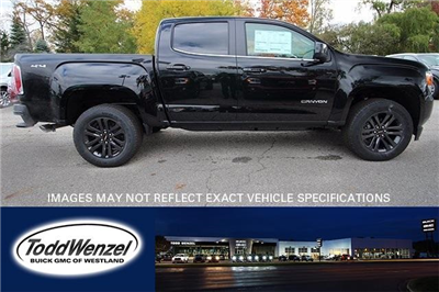 2018 Canyon Crew Cab 4x4, Pickup #NW80369 - photo 1