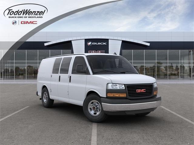 2020 Savana 2500 4x2, Empty Cargo Van #VF01506 - photo 1