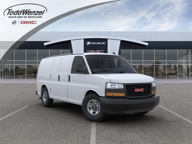2020 GMC Savana 2500 4x2, Empty Cargo Van #VF01754 - photo 1