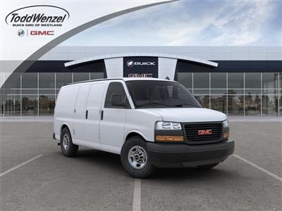 2020 GMC Savana 2500 4x2, Empty Cargo Van #VF01754 - photo 1
